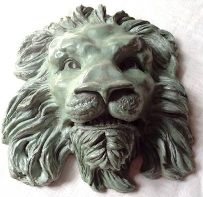 Betoonist lõvi